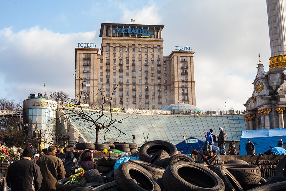 Independence Square_Photo Rodion Shovkoshitny