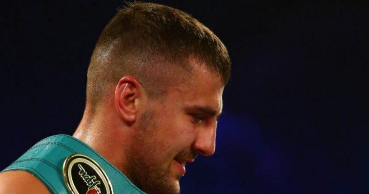 Бокс: українець Гвоздик програв росіянину Бетербієву