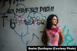 Анастасія Мельниченко - авторка хештегу #янебоюсьсказати