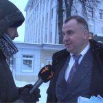 Гладковський оголосив голодування через «свавілля правоохоронних органів»
