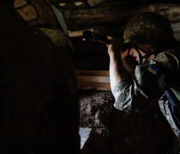 Протягом доби бойовики два рази порушили режим припинення вогню – штаб