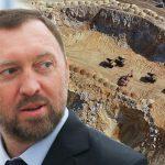 Український кварцит, який видобуває компанія олігарха Дерипаски, йде в «оборонку» Росії – «Схеми»