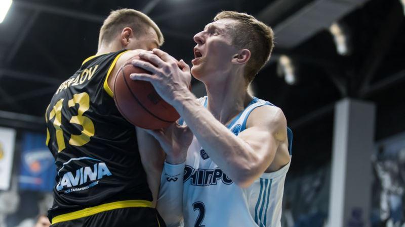 Баскетбол: «Дніпро» вириває перемогу в «Київ-Баскет» у Кубку Європи FIBA