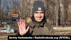 Владимир Чарушин, ученик специальной школы № 5 из Харькова