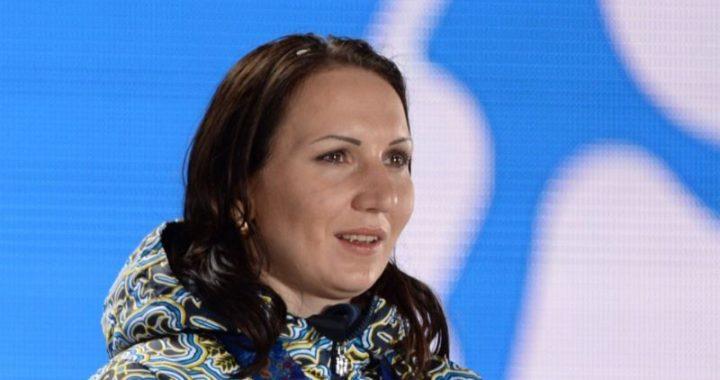 Олена Підгрушна взяла «срібло» у спринтерській гонці кубка IBU