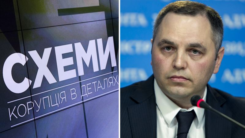 Портнов тисне на редакцію «Схем», яка готує про нього журналістське розслідування – заява