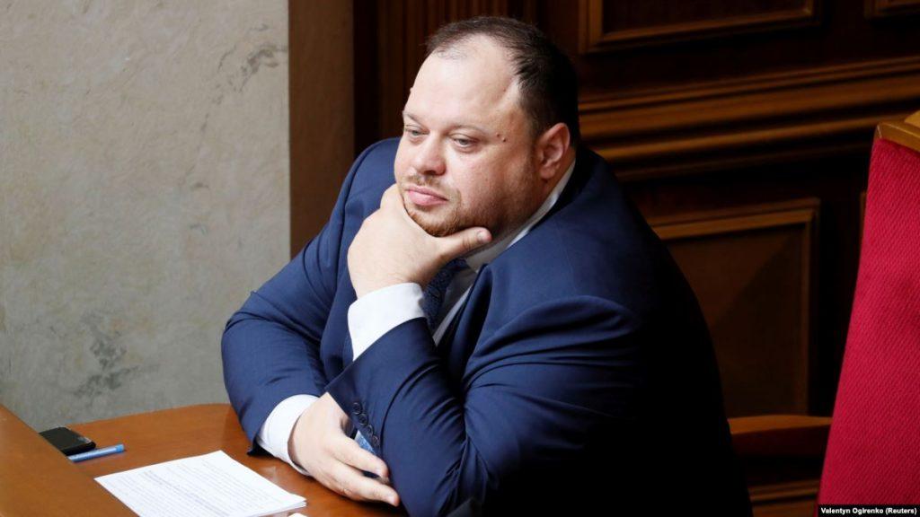 Стефанчук: ми активно працюємо над завершенням блоку законопроєктів про народовладдя