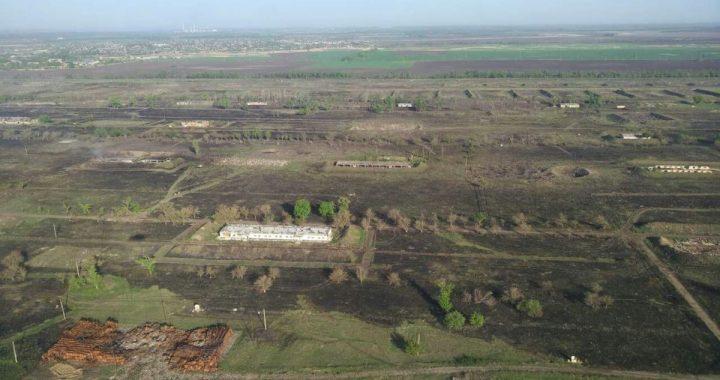 Вибухи в Балаклії: арсенал не становить загрози – командувач