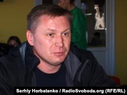 Андрей Рубан, заместитель городского головы Славянска