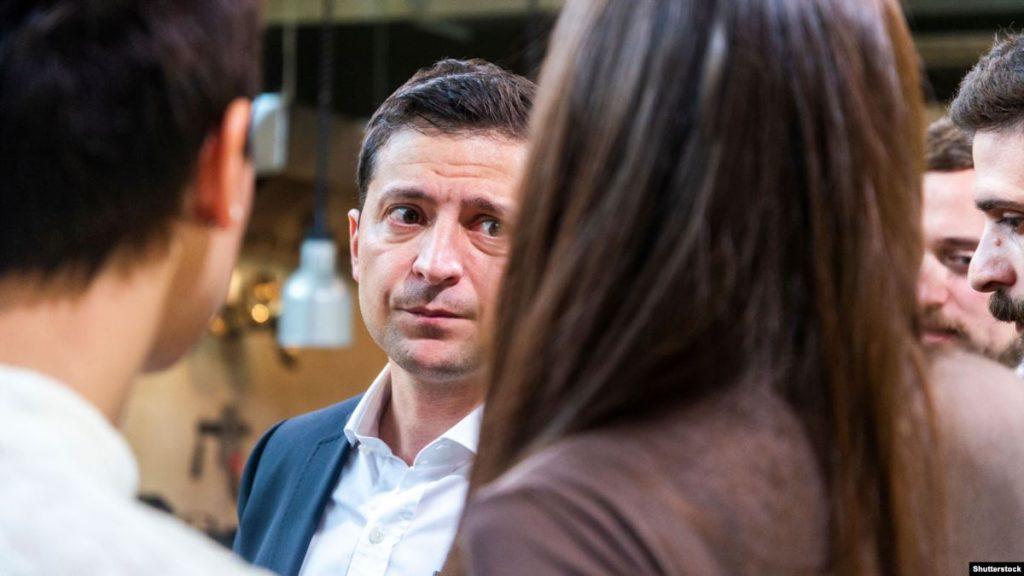 Зеленський пропонує законодавчо врегулювати «стандарти новин»