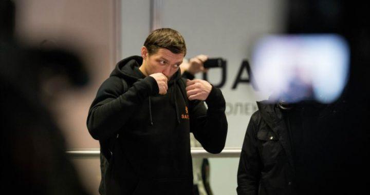 Британський боксер Чисора погодився на бій з Усиком – промоутер