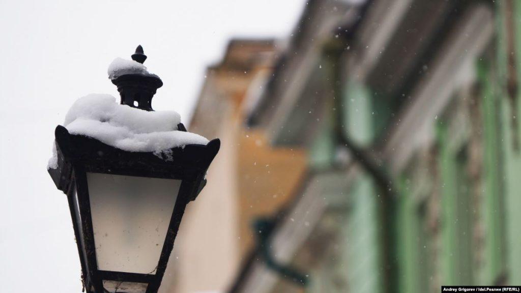 ДСНС попереджає про погіршення погодних умов в Україні через сніг