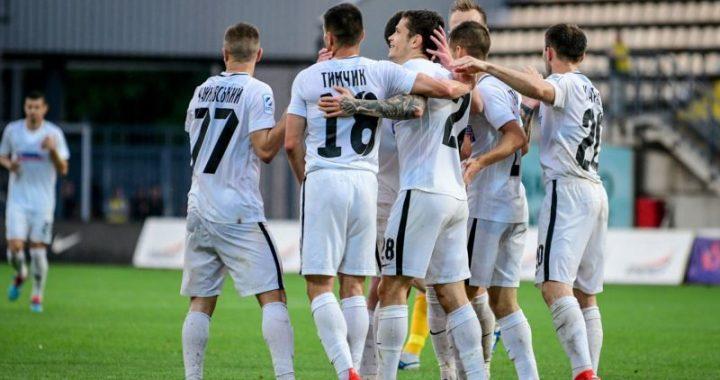 Футбол: «Динамо» поступилося «Зорі» на «Олімпійському»