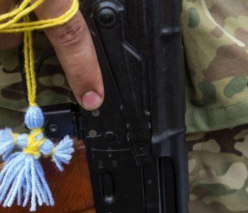 Міноборони: бойовики обстріляли позиції ЗСУ біля Лебединського