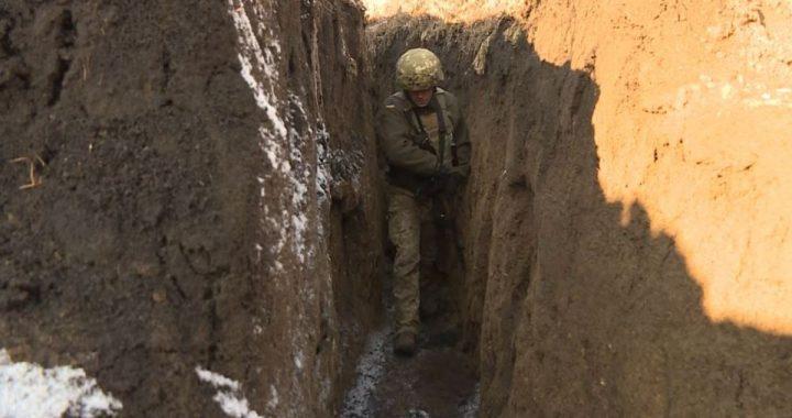 На Донбасі немає втрат серед українських військових 3 грудня – штаб ООС