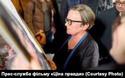 Аґнєшка Холланд, режисерка фільму «Ціна правди»