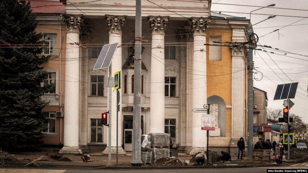 У Криму обікрали кафедральний собор ПЦУ – архієпископ Климент