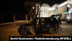 В центрі Києва обстріляли автомобіль, загинула дитина – поліція