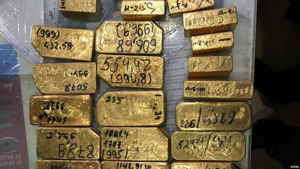 Bloomberg: вартість золота – найвища з 2013 року