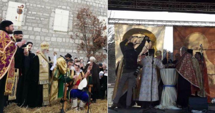 Чорногорія: одне Різдво, дві православні церкви, масові протести