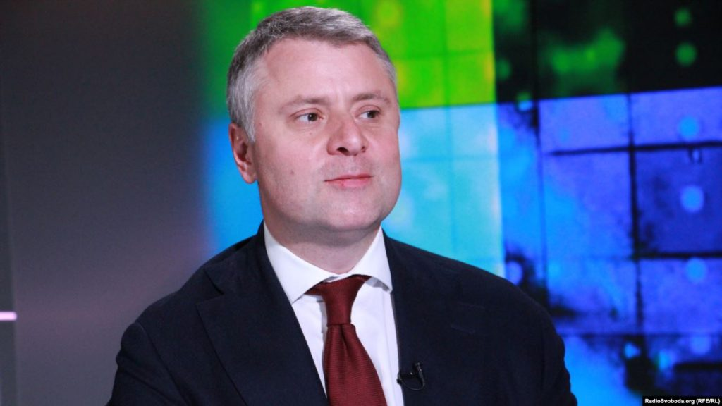Контрактів і переговорів щодо купівлі газу в Росії немає – Вітренко