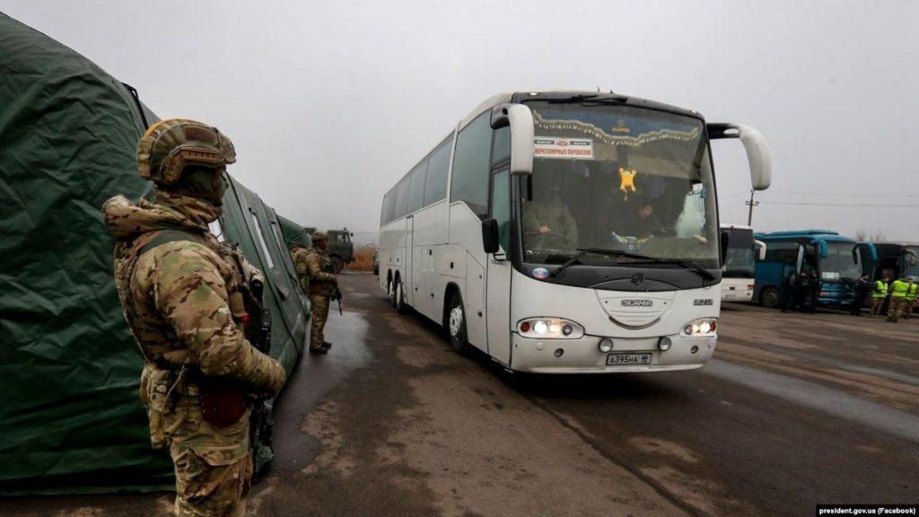 ОРДО заявили про початок другої частини обміну у Горлівці
