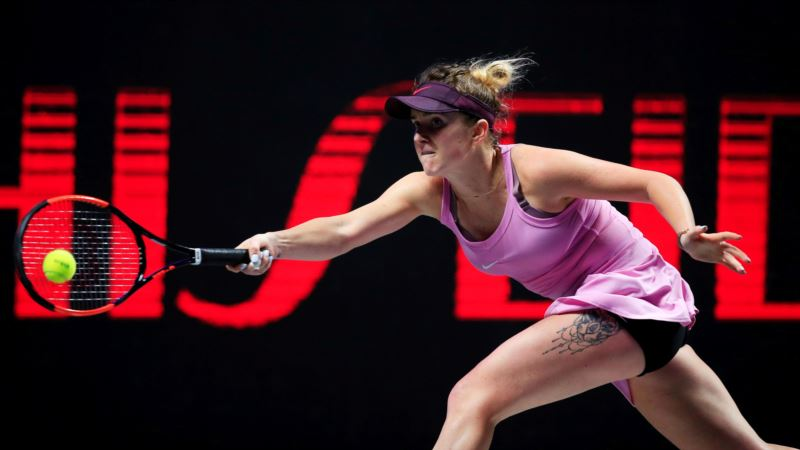Теніс: Світоліна починає сезон з поразки