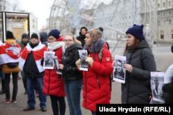 У Мінську вп'яте мітингували проти «поглиблення інтеграції» з Росією