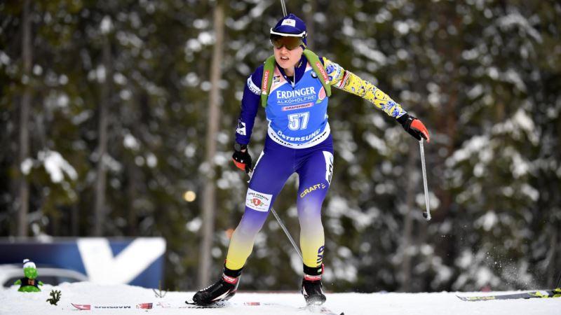 Біатлон: збірна України здобула «бронзу» в одиночній змішаній естафеті на чемпіонаті Європи