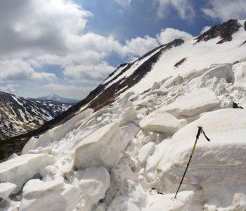 ДСНС оголосила в Карпатах лавинну небезпеку 3-го рівня