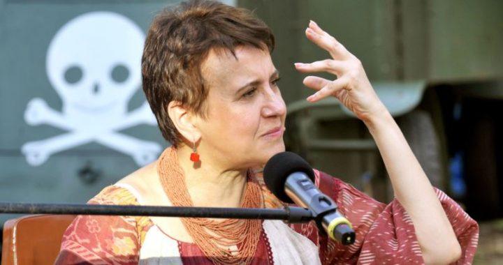 Письменниця Оксана Забужко про Україну і «Мюнхенську змову-2020»