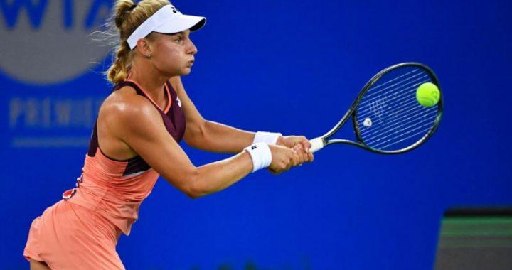 Теніс: українка Ястремська вийшла на 25-у сходинку в рейтингу WTA