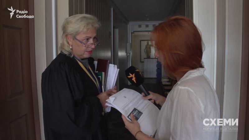 Баришівській судді з розслідування «Схем», яка зупинила ліцензію SkyUp, повідомили про підозру