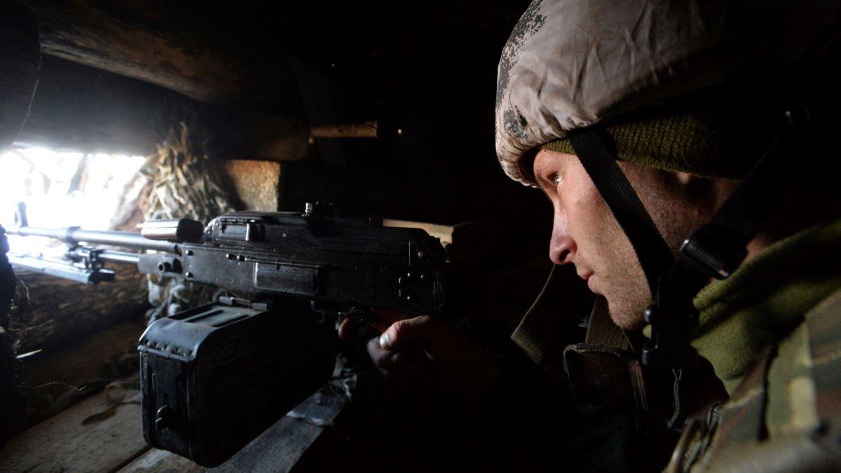 На Донбасі 5 червня поранені двоє українських військових – штаб ООС