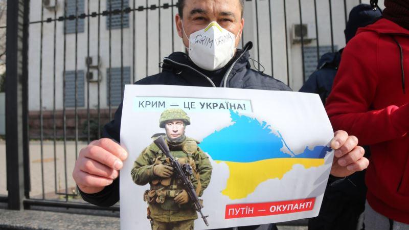 Окупований Крим і заява спікера Держдуми Росії