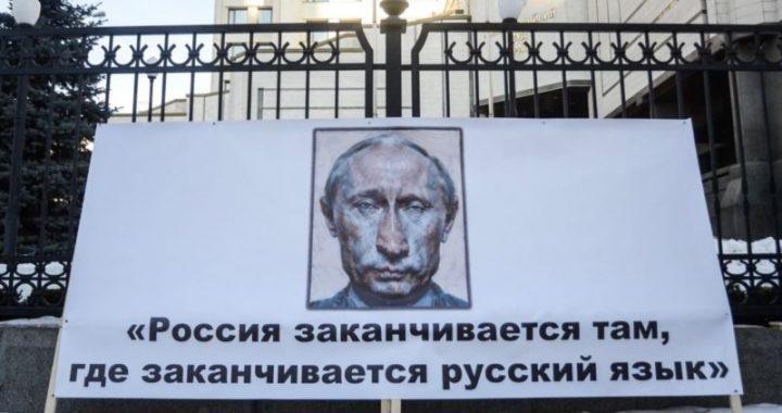 «Путін ‒ це президент вторгнень і окупацій» – Павло Казарін