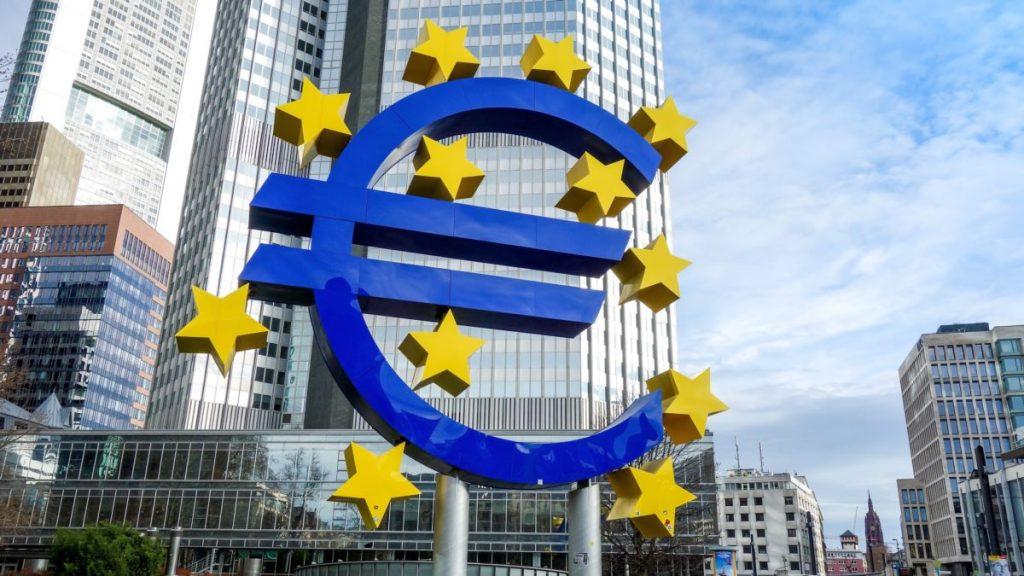 Єврозона зазнала рекордного економічного спаду в другому кварталі