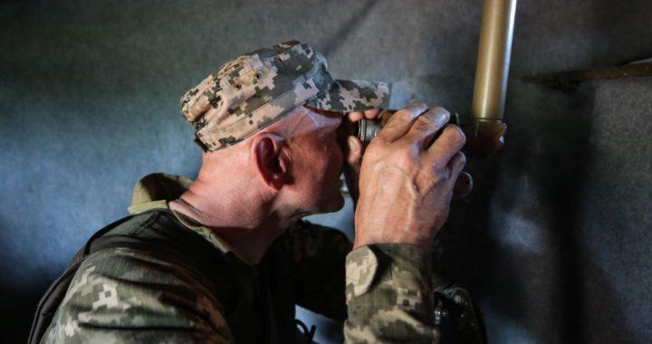 Бойовики у денні години вогонь на Донбасі не відкривали – штаб