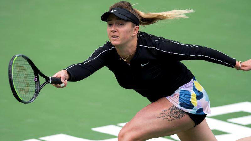 Перша ракетка України Еліна Світоліна відмовилася від участі у US Open через пандемію