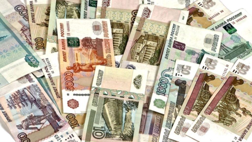 У Росії курс рубля падає 10 днів поспіль