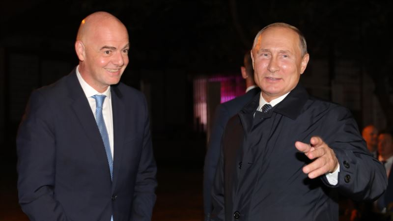 У Швейцарії порушили кримінальну справу проти президента ФІФА
