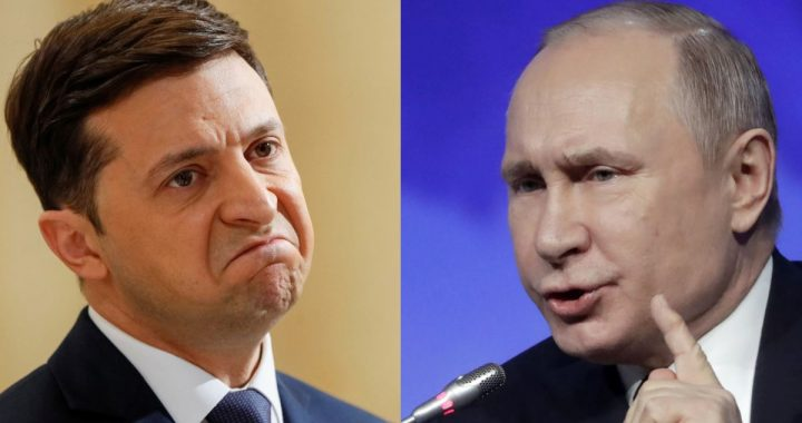 Комунікація з президентом Росії обмежена, але предметна – Зеленський