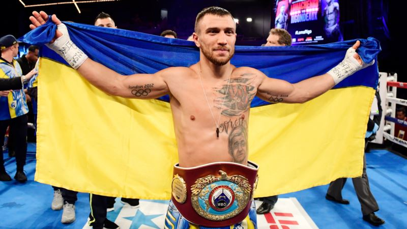 Ломаченко боксуватиме з Лопесом за чотири пояси чемпіона світу – офіційно