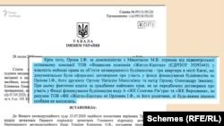 Після перемоги родини Микитася на тендері «Енергоатома» топменеджер обзавівся нерухомістю в його ЖК – «Схеми»
