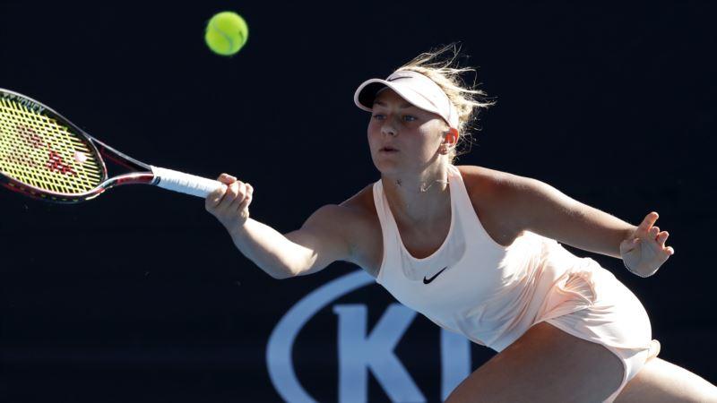 Теніс: Костюк не вийшла до четвертого кола US Open