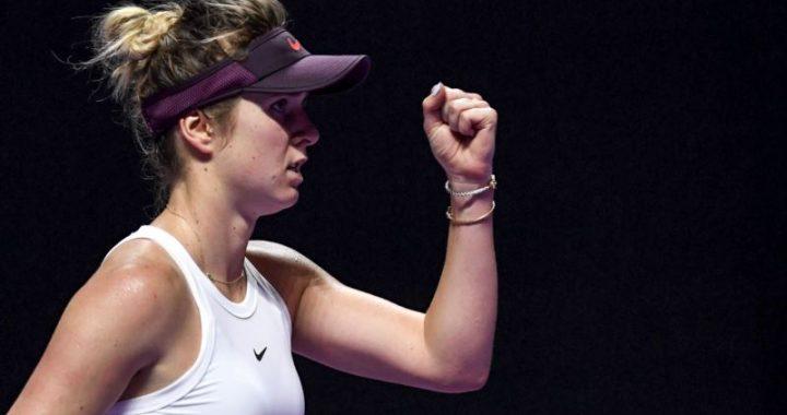 Теніс: Світоліна вийшла до чвертьфіналу турніру у Римі