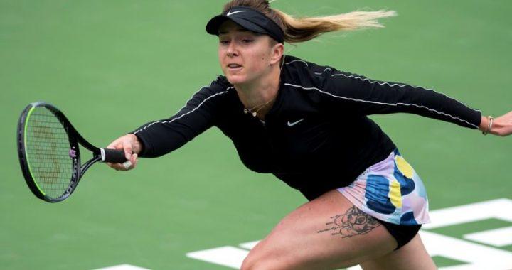 Теніс: Світоліна вийшла до чвертьфіналу турніру у Страсбурзі