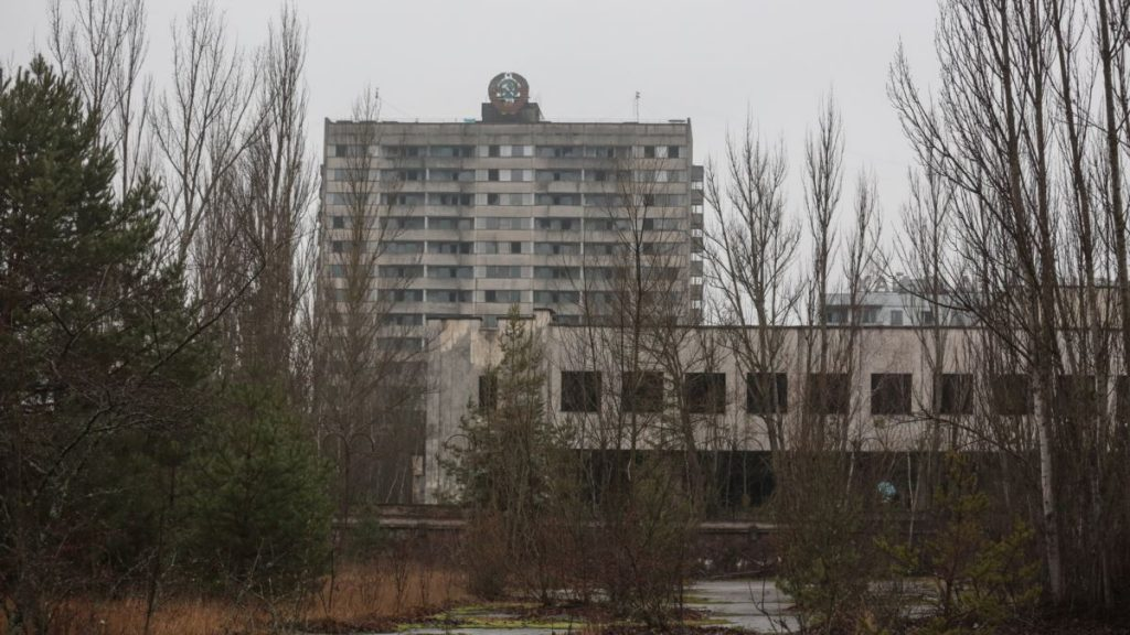 У Чорнобильській зоні запустять веломаршрут