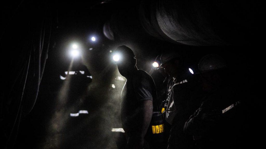 У Кривому Розі гірники двох із чотирьох шахт припинили протест