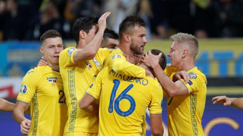 Україну вважають фаворитом у матчі зі Швейцарією – дані букмекерів